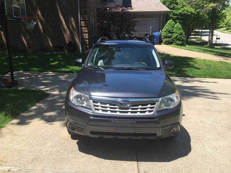 Subaru Forester 2013 $5400.00 incacar.com