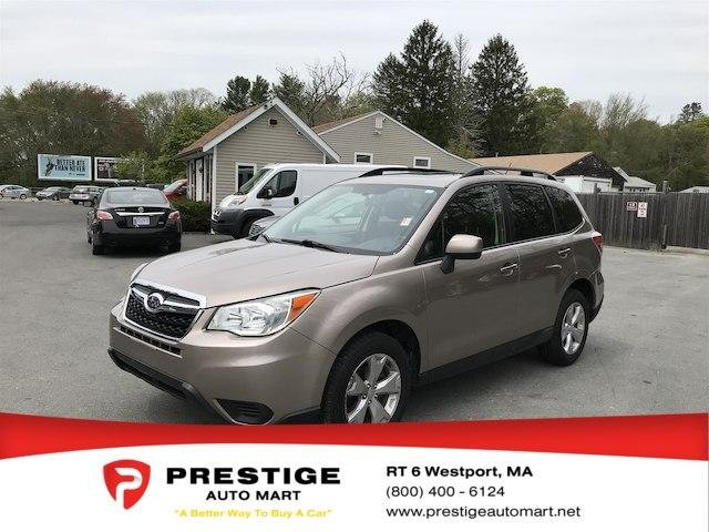 used Subaru Forester 2015 vin: JF2SJADC4FH538826