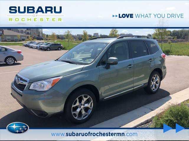 Subaru Forester 2016 $25843.00 incacar.com