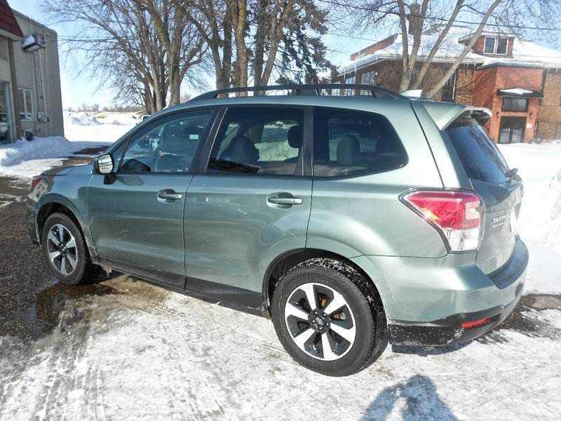 Subaru Forester 2017 $16975.00 incacar.com