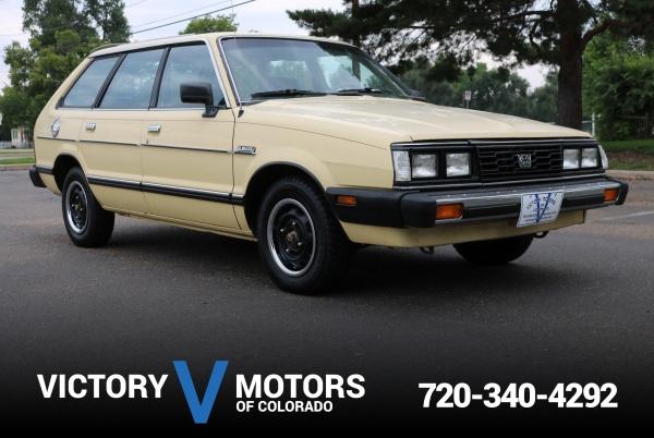 Subaru GL 1984 $3999.00 incacar.com