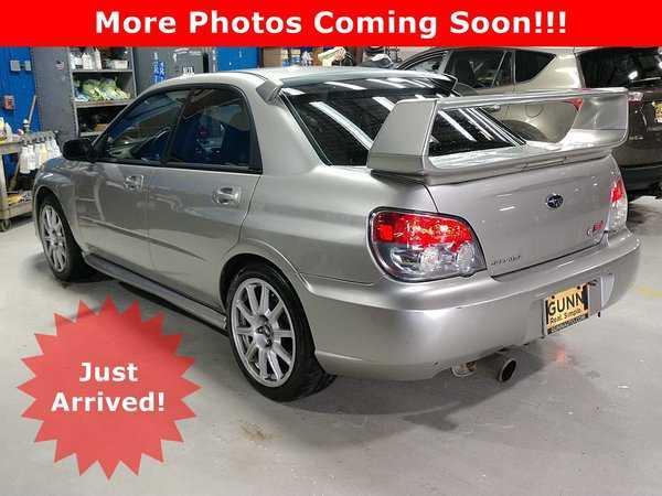 used Subaru Impreza WRX 2006 vin: JF1GD706X6L524785