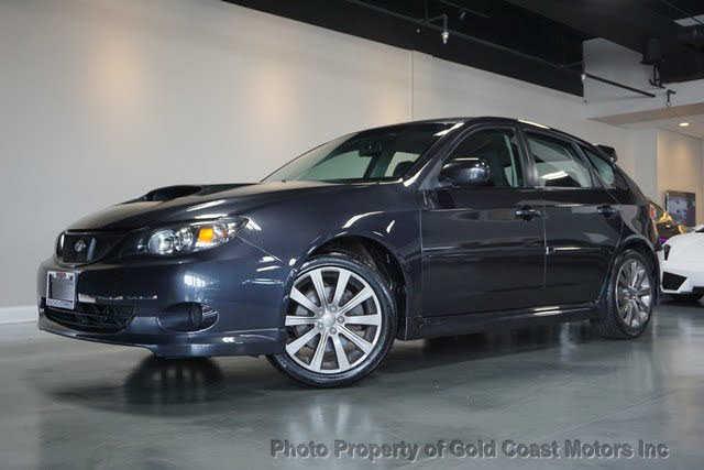 Subaru Impreza WRX 2009 $13900.00 incacar.com