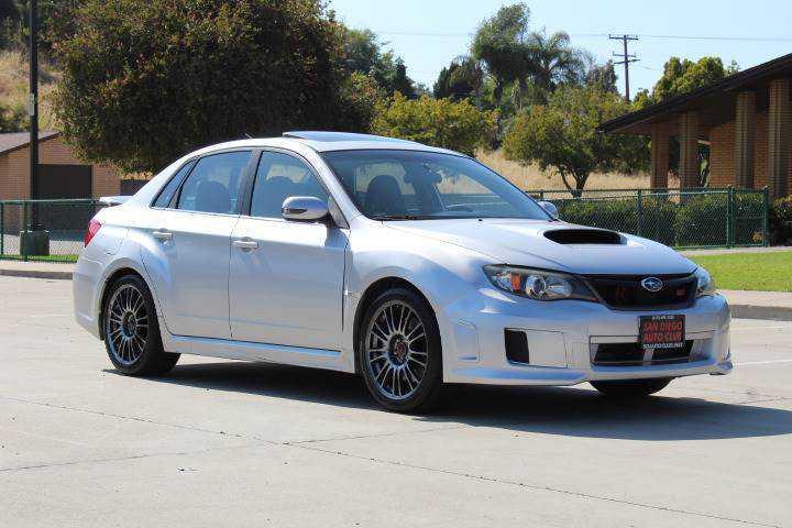 Subaru Impreza WRX 2011 $15995.00 incacar.com