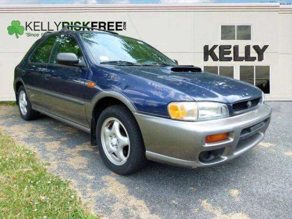Subaru Impreza 1997 $2121.00 incacar.com