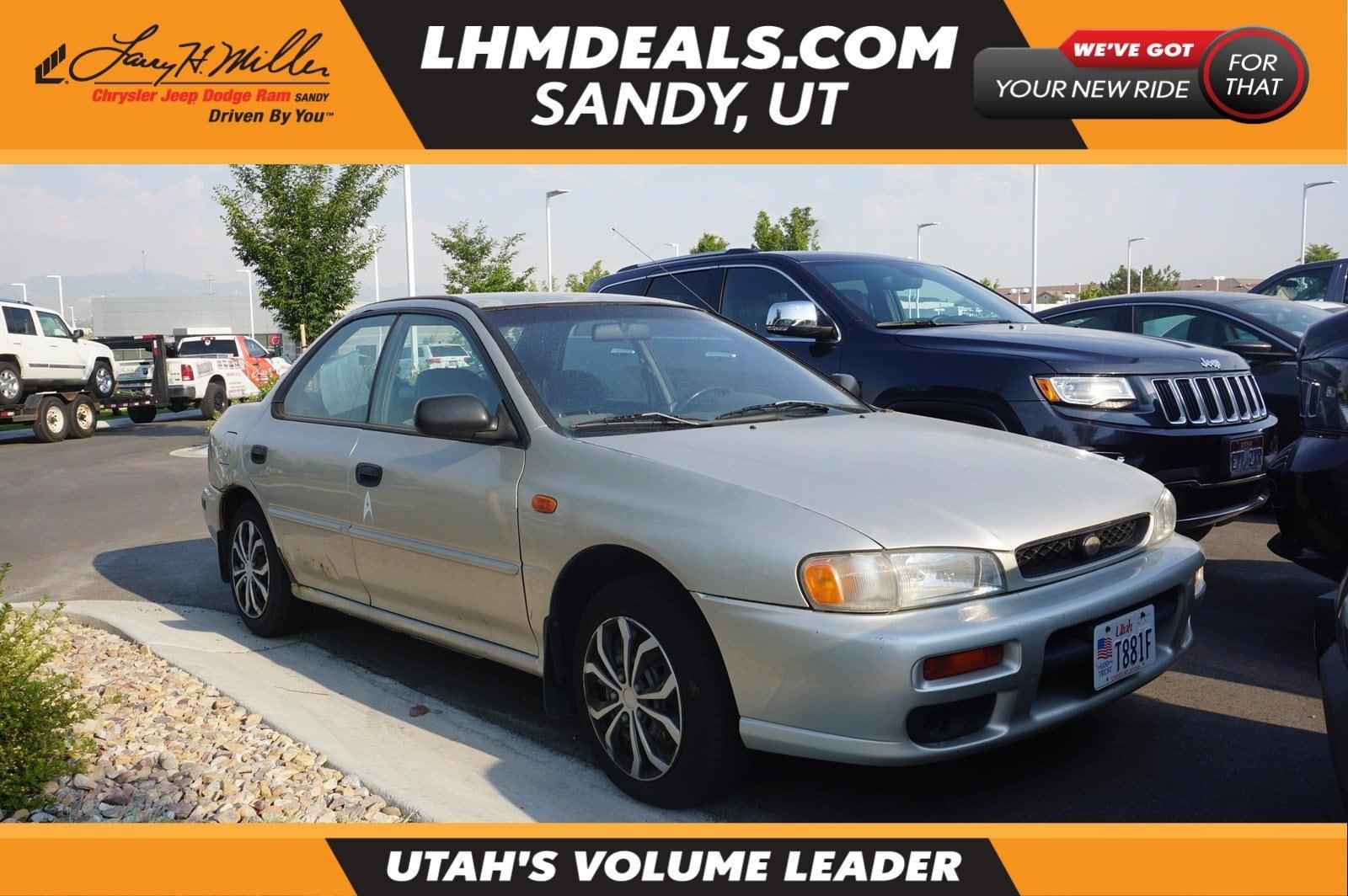 Subaru Impreza 1999 $4000.00 incacar.com