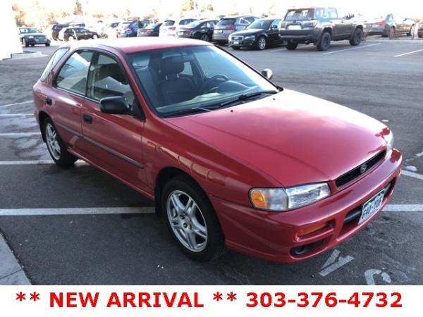 Subaru Impreza 1999 $4540.00 incacar.com