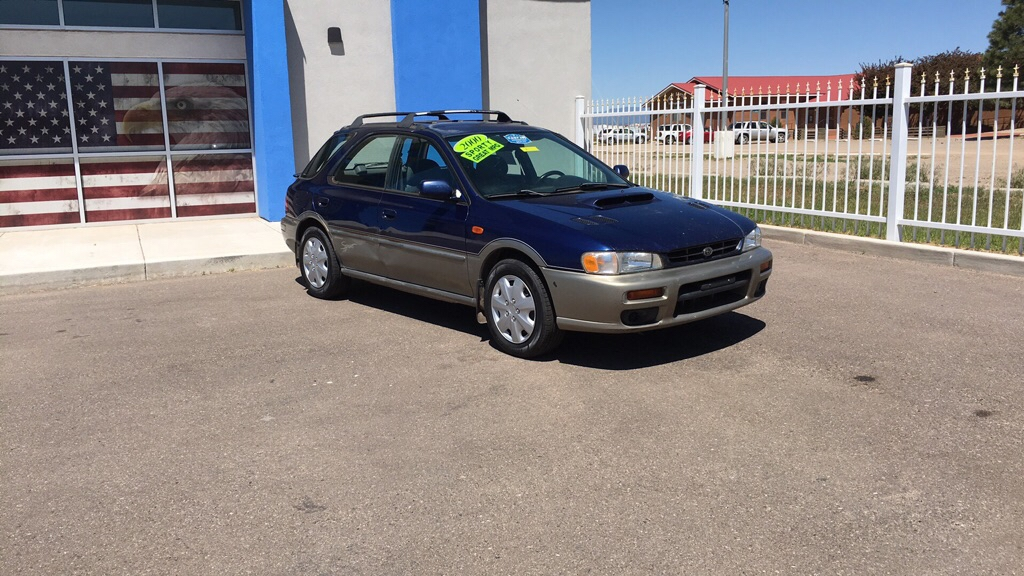 Subaru Impreza 2000 $3995.00 incacar.com