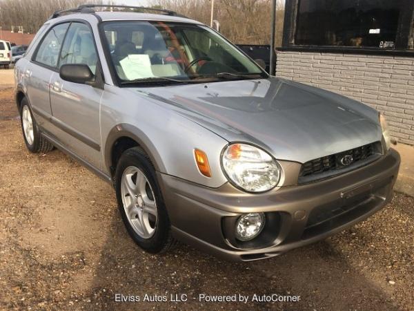 Subaru Impreza 2002 $3495.00 incacar.com