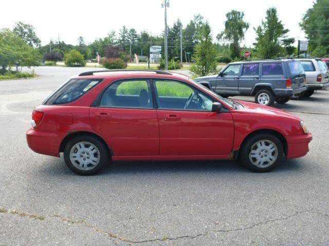 Subaru Impreza 2004 $500.00 incacar.com