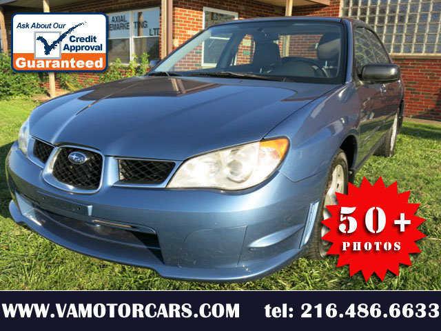 Subaru Impreza 2007 $5995.00 incacar.com