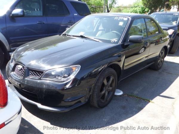Subaru Impreza 2007 $3600.00 incacar.com