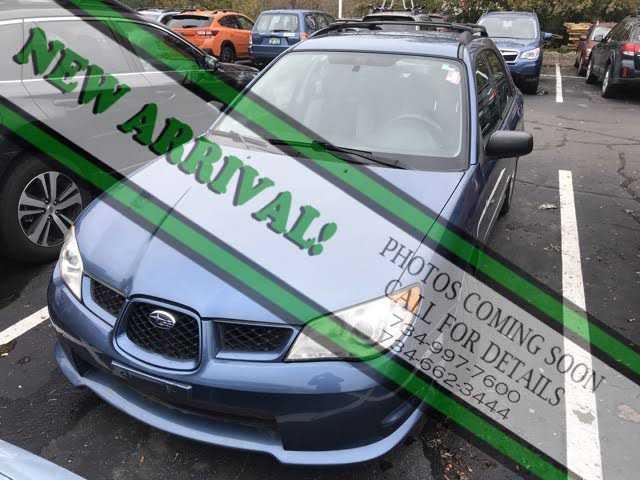 Subaru Impreza 2007 $2000.00 incacar.com