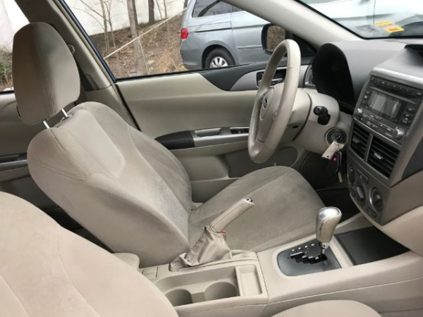 Subaru Impreza 2008 $3575.00 incacar.com