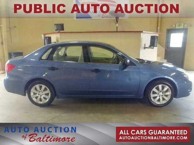 Subaru Impreza 2008 $2000.00 incacar.com