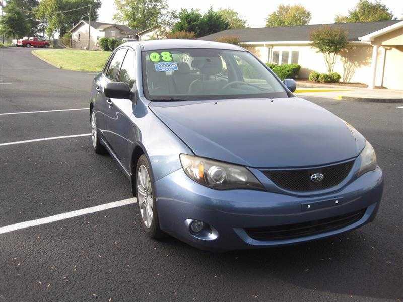 Subaru Impreza 2008 $5900.00 incacar.com