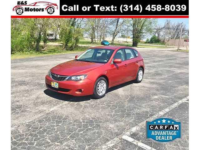 Subaru Impreza 2009 $6999.00 incacar.com