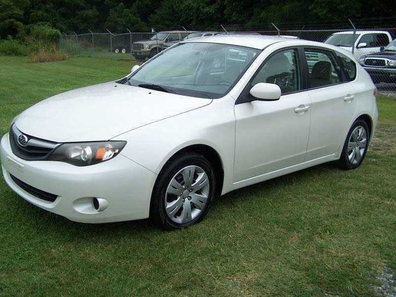 Subaru Impreza 2011 $6995.00 incacar.com