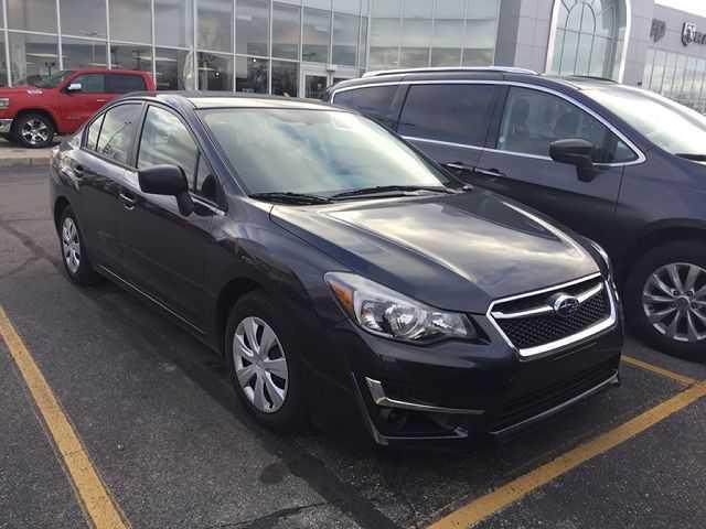 Subaru Impreza 2016 $16990.00 incacar.com