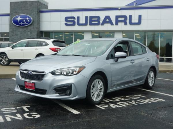 Subaru Impreza 2017 $255999.00 incacar.com