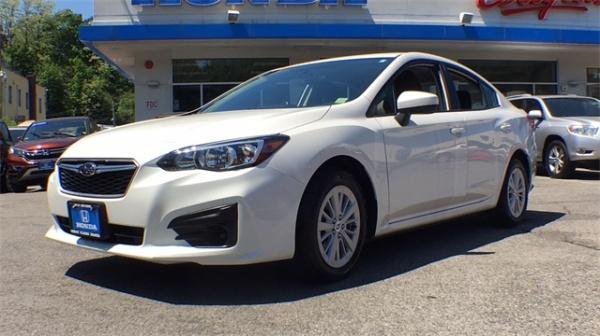 Subaru Impreza 2018 $18380.00 incacar.com