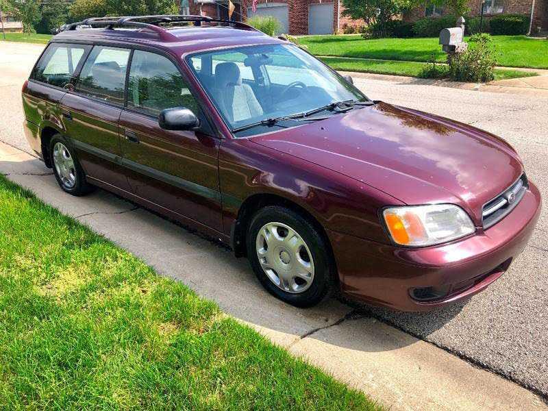 Subaru Legacy 2001 $2500.00 incacar.com