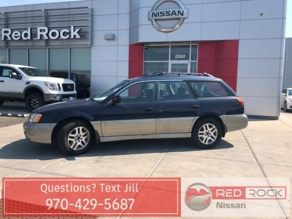 Subaru Legacy 2002 $2456.00 incacar.com