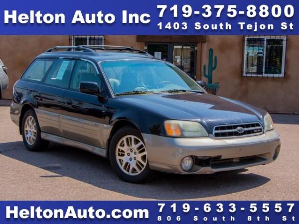 Subaru Legacy 2002 $2777.00 incacar.com