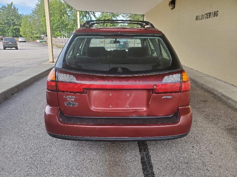 used Subaru Legacy 2003 vin: 4S3BH635737309147
