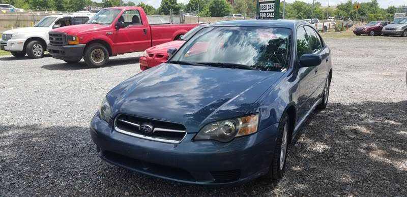Subaru Legacy 2005 $500.00 incacar.com