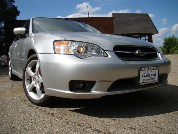 Subaru Legacy 2007 $3995.00 incacar.com
