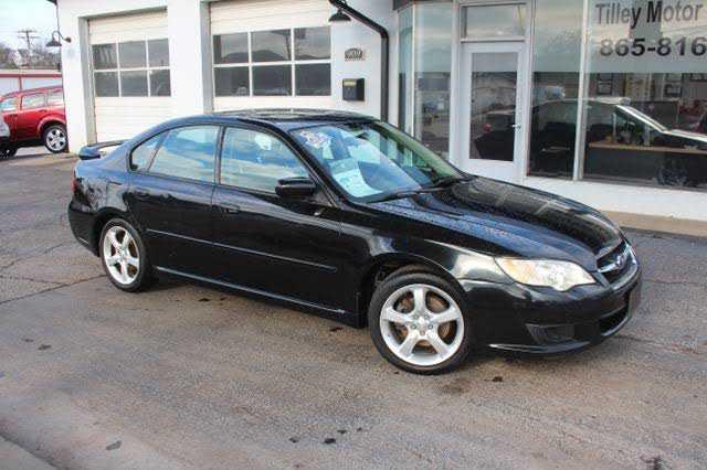 Subaru Legacy 2008 $5988.00 incacar.com