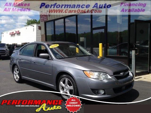 Subaru Legacy 2008 $7797.00 incacar.com