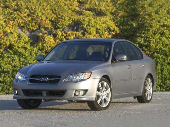 Subaru Legacy 2008 $7888.00 incacar.com