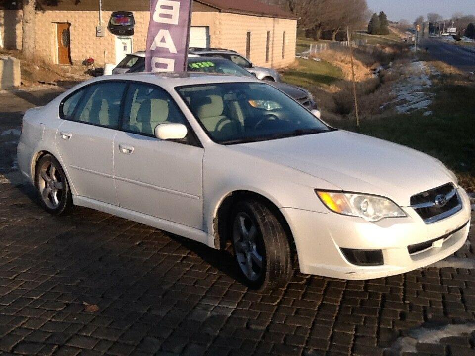 Subaru Legacy 2009 $5300.00 incacar.com