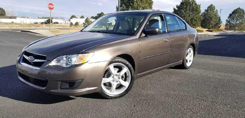 Subaru Legacy 2009 $7499.00 incacar.com