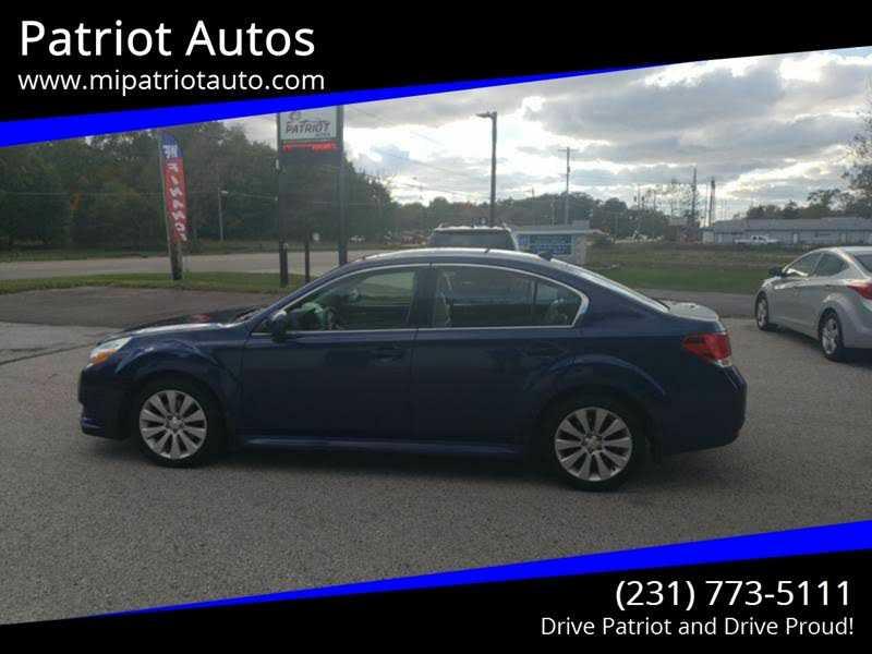 Subaru Legacy 2011 $5995.00 incacar.com