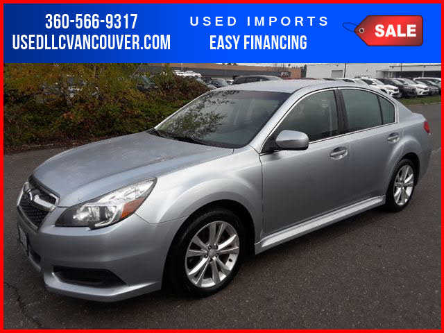 Subaru Legacy 2013 $6995.00 incacar.com