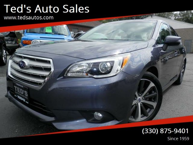 Subaru Legacy 2015 $17500.00 incacar.com