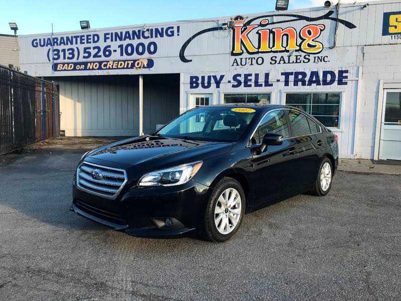 Subaru Legacy 2017 $10995.00 incacar.com
