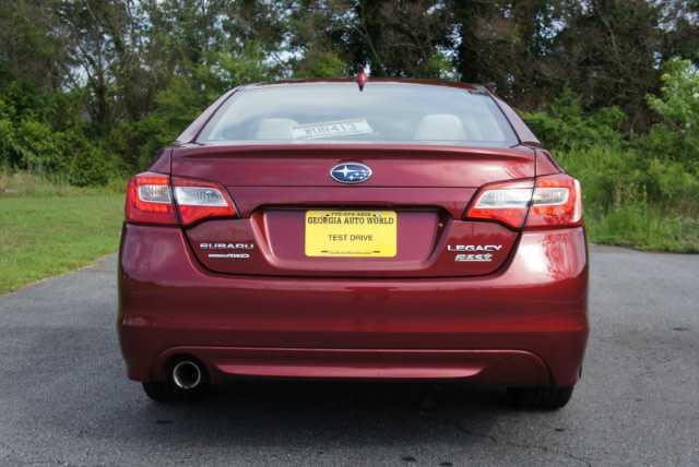 Subaru Legacy 2017 $13239.00 incacar.com