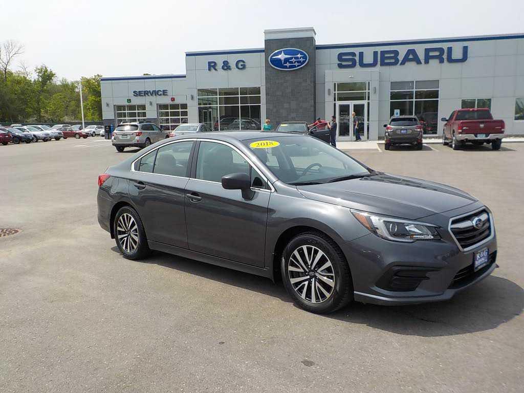 Subaru Legacy 2018 $18995.00 incacar.com