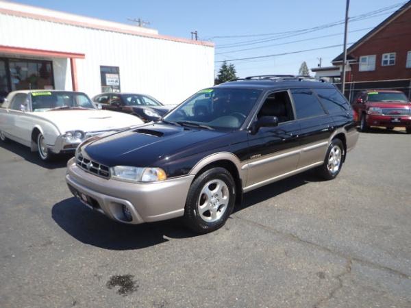 Subaru Outback 1999 $7990.00 incacar.com