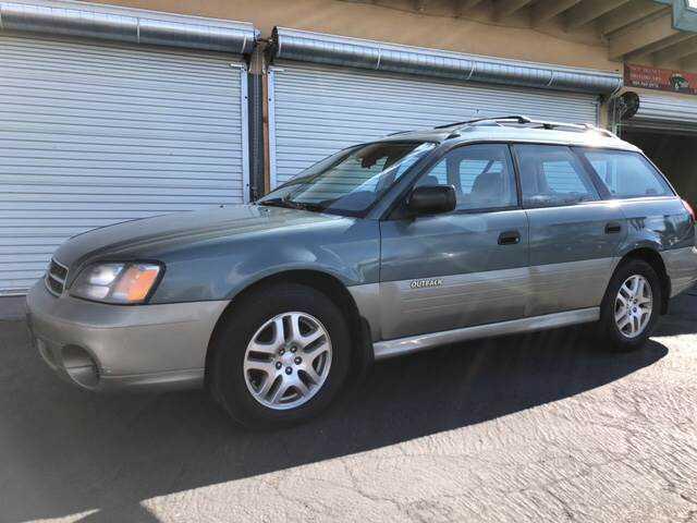 Subaru Outback 2000 $2999.00 incacar.com