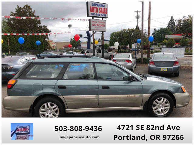 Subaru Outback 2000 $4995.00 incacar.com