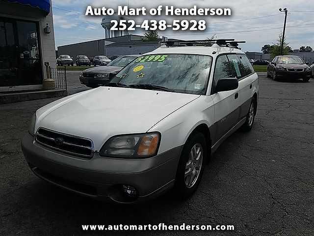 Subaru Outback 2000 $1400.00 incacar.com