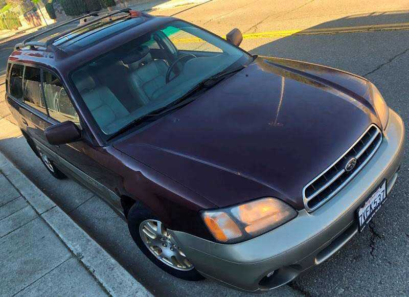 Subaru Outback 2000 $3500.00 incacar.com