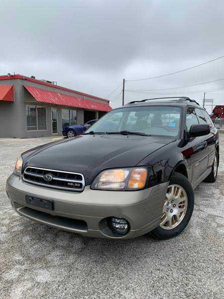 Subaru Outback 2001 $6995.00 incacar.com