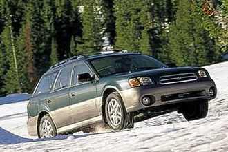 Subaru Outback 2001 $5490.00 incacar.com