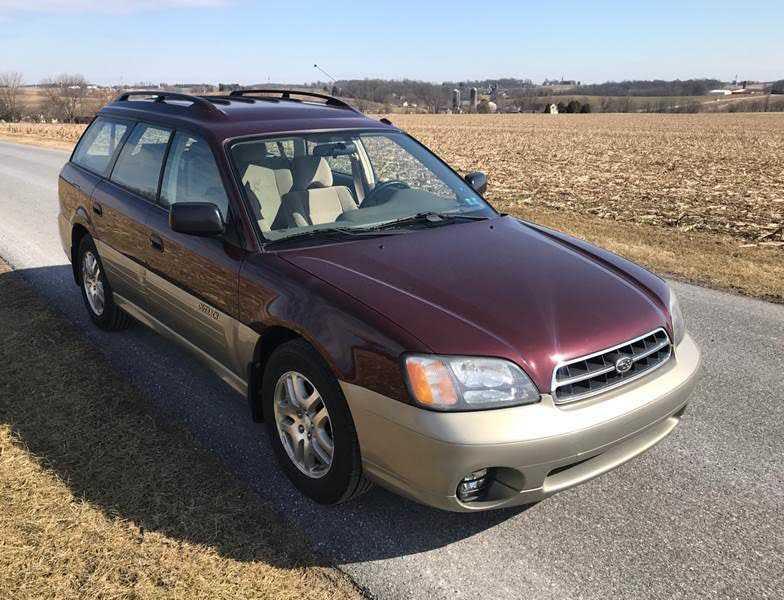 Subaru Outback 2001 $5450.00 incacar.com
